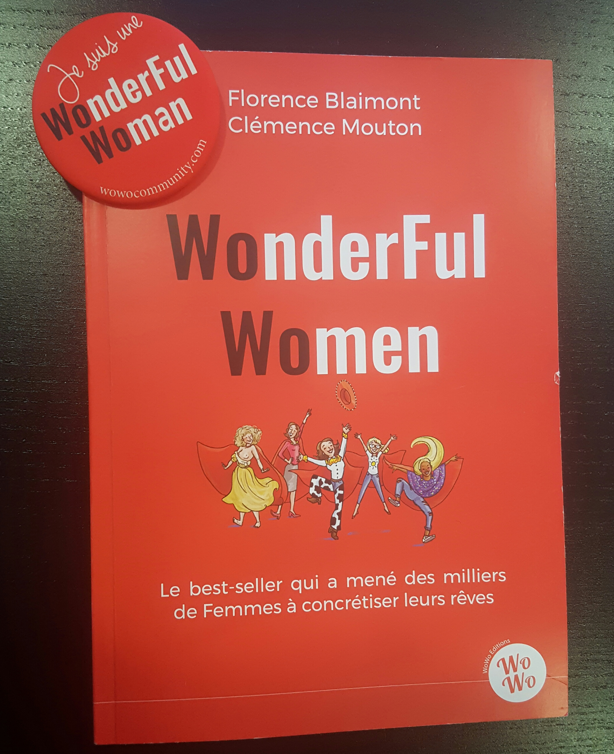 Livre WonderFul Women