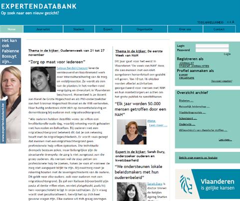 Expertendatabank.be Flandres