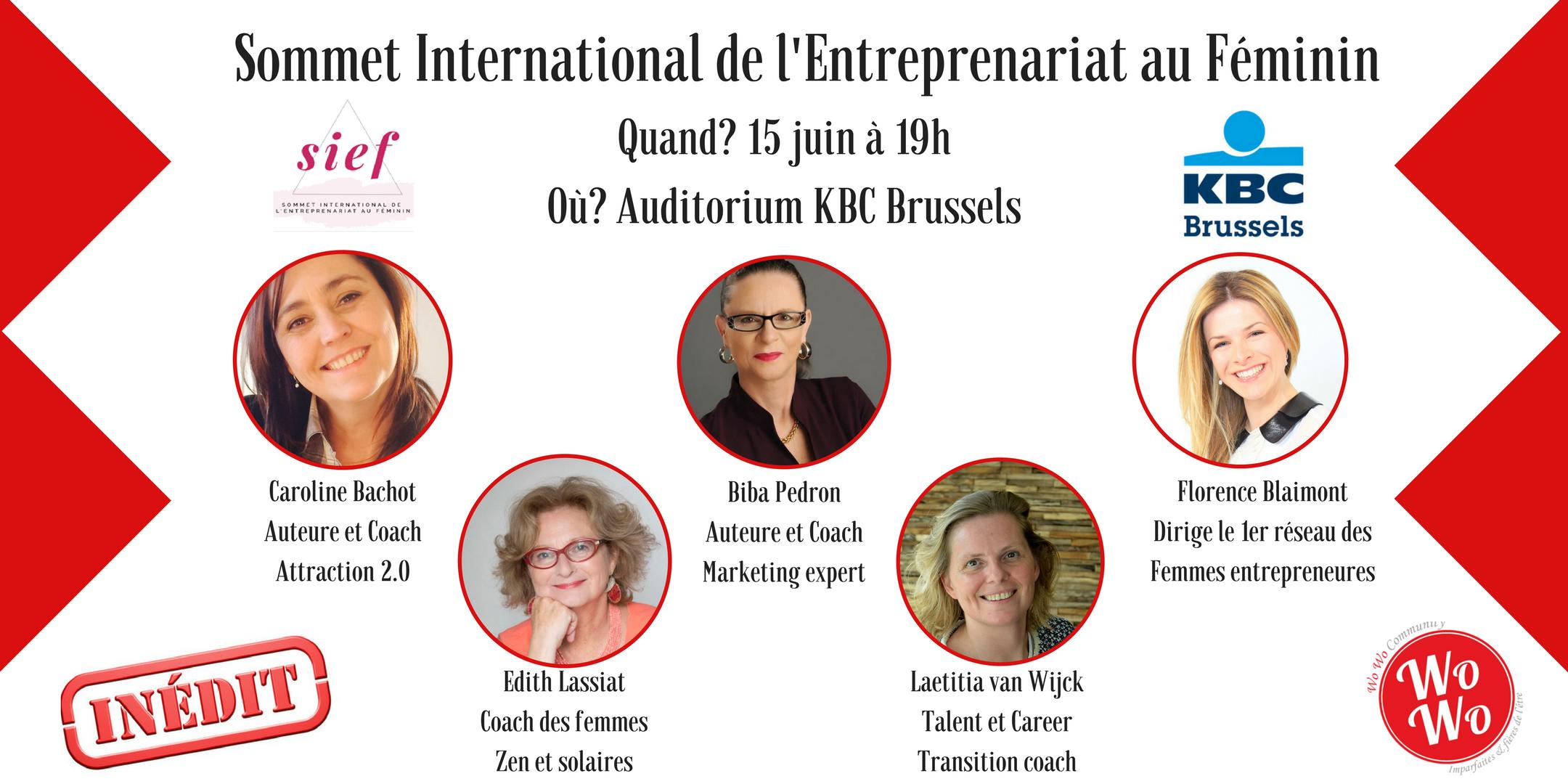 WoWo Academy: Sommet International de l'Entreprenariat Féminin