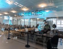 Expertalia : Cité Miroir, Salle des Lumières